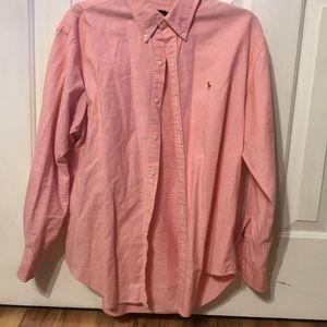 Men's Ralph Lauren Button-Down Shirt